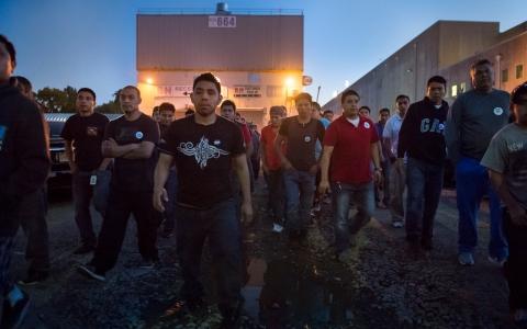 Workers Allege Anti-Union Effort at B&H | Al Jazeera America