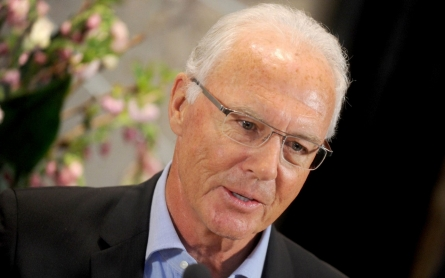 Beckenbauer rejects 2006 World Cup bribery allegations