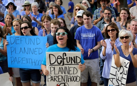 Thumbnail image for Texas cuts off Medicaid funding to Planned Parenthood