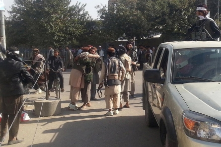 Alarm over safety of women in Kunduz after Taliban return