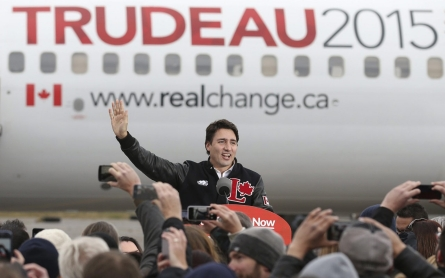 Trudeau win marks new era in Canada green policies, but not on Keystone