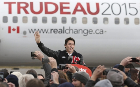 Thumbnail image for Trudeau win marks new era in Canada green policies, but not on Keystone