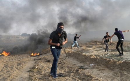 Deadly protests and clashes continue as UN's Ban arrives in Jerusalem
