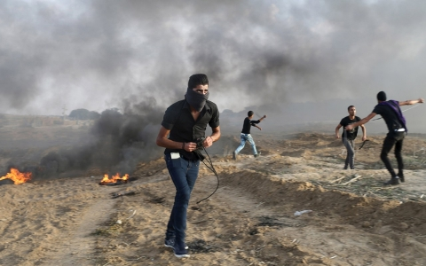 Thumbnail image for Deadly protests and clashes continue as UN's Ban arrives in Jerusalem