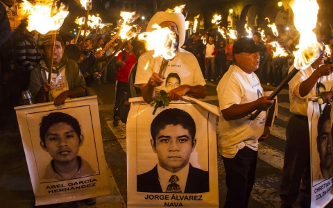 Thumbnail image for Mexico mounting new investigation into missing students
