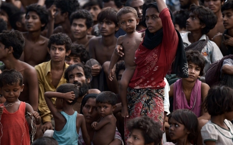 Thumbnail image for Amnesty International says Rohingya death toll higher than UN estimates