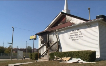 St. Louis police increase reward for information after church fires