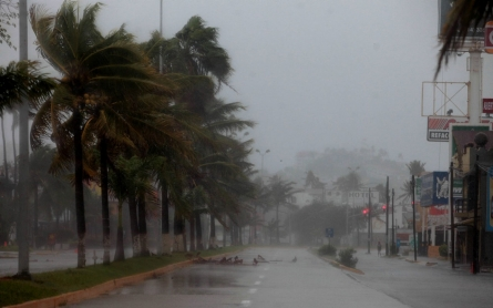 Massive storm Patricia slams into Mexico, weakens as it moves inland