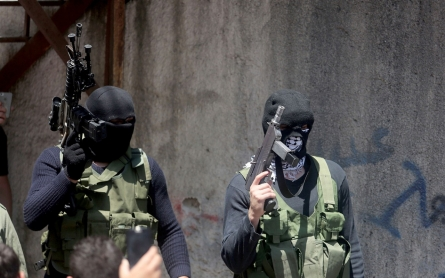 Palestinian armed groups remain sidelined — for now