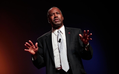 Thumbnail image for Ben Carson would 'love' to see abortion outlawed