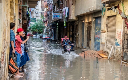 Egypt: Alexandria flooding may be new norm because of climate change