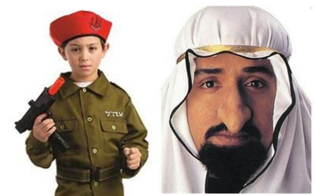 Arab-American group calls on Walmart to drop 'offensive' costumes