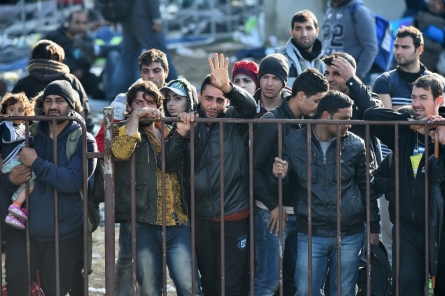 Austria to build border fence to 'control' refugee movement