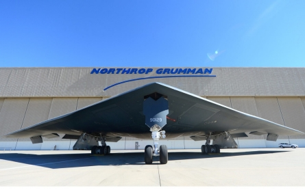 Northrop Grumman wins long-range bomber contract