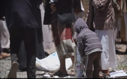 UN warns of 'extreme' and 'irreversible' food shortage in Taiz