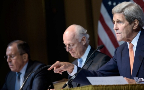 Thumbnail image for US, Russia agree to restart Syrian peace process