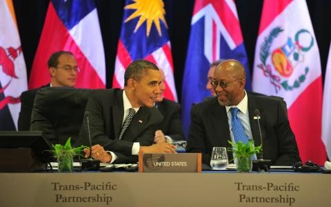Obama Begins Selling Tpp To Congress Public Al Jazeera America