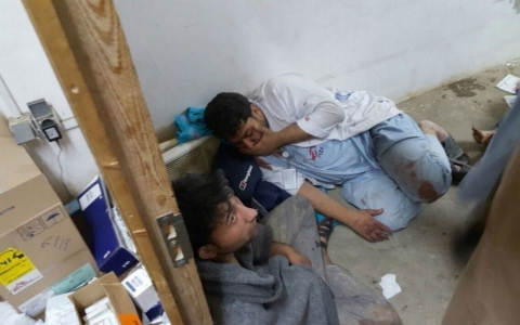 Thumbnail image for US strike on MSF hospital in Kunduz poses tough legal questions
