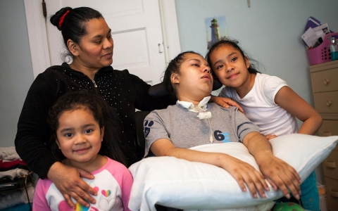 Thumbnail image for Without federal help, young immigrants in the US fight for health care