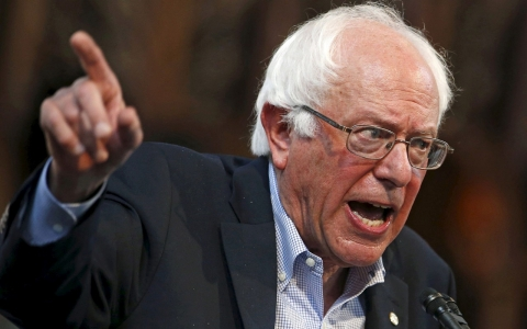 Thumbnail image for Bernie Sanders proposes sweeping labor law reforms