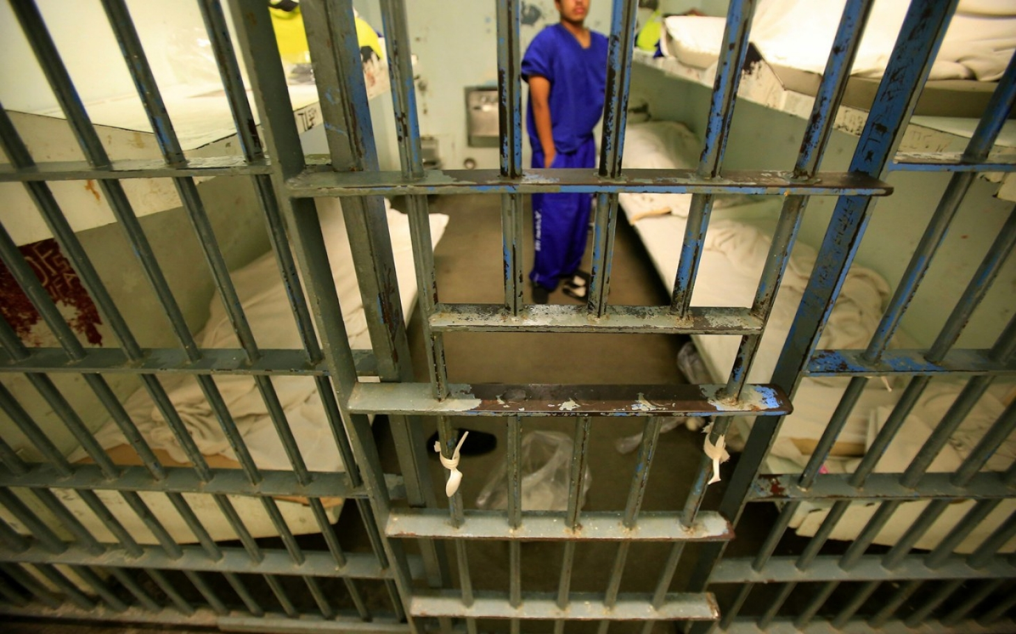 aclu: county jails people who can't pay fines | al jazeera america