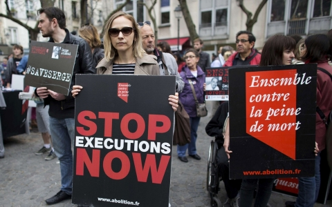 Thumbnail image for Executions for drug crimes: A stubborn 'fringe' trend