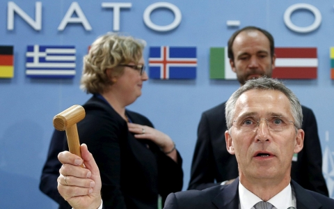 Thumbnail image for NATO chief prepared to send troops to Turkey after air incursion by Russia