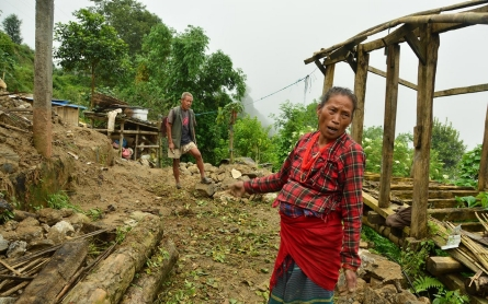Nepal faces looming food crisis after natural disasters hit farmers