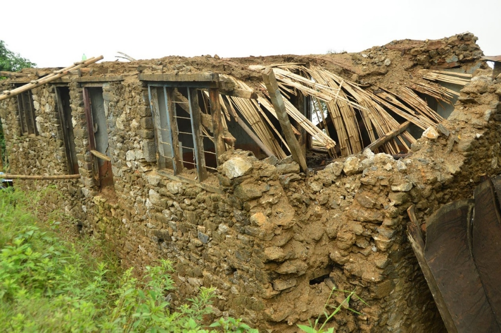 Nepal, earthquakes, Nuwakot