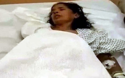 Thumbnail image for Saudi employer accused of chopping off Indian maid's arm