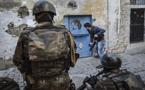 Thumbnail image for EU report chides Turkey on human rights, freedoms