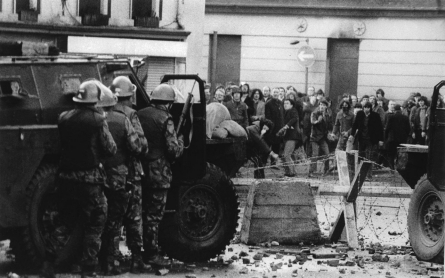 British ex-soldier arrested over Northern Ireland 'Bloody Sunday' killings