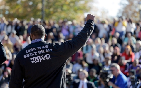 Thumbnail image for Mizzou protests show BLM movement continues to grow
