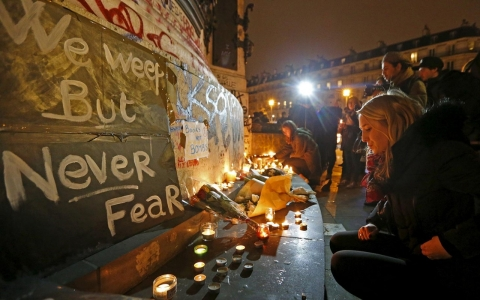 Thumbnail image for In Paris, Muslims hope for peace and brace for Islamophobia