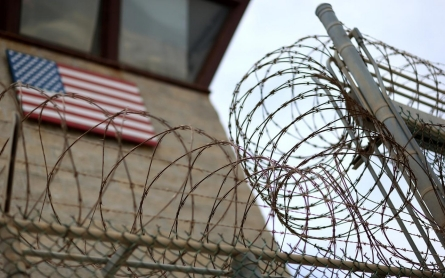 UAE takes five Yemeni detainees freed from Gitmo