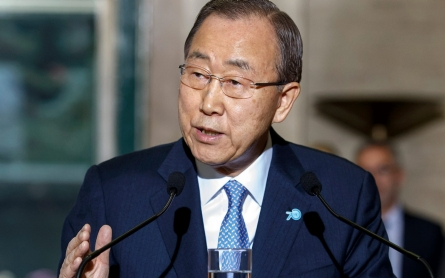 Report: Ban Ki-moon to visit North Korea