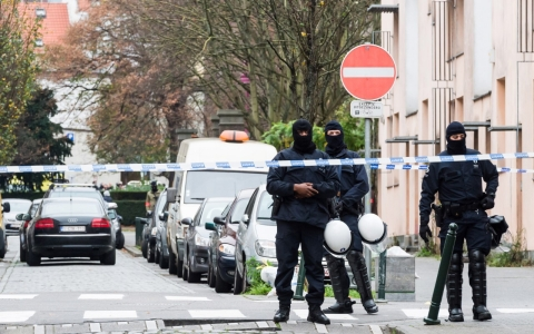 Thumbnail image for Belgian suspected as mastermind of Paris attacks