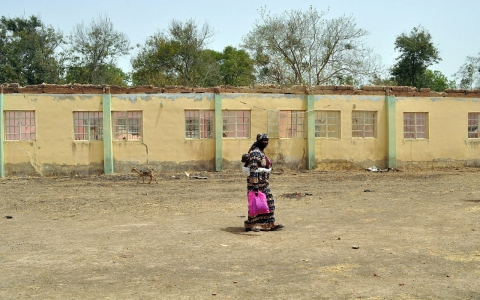 Thumbnail image for Boko Haram destroyed more than 1,000 schools this year, UN says