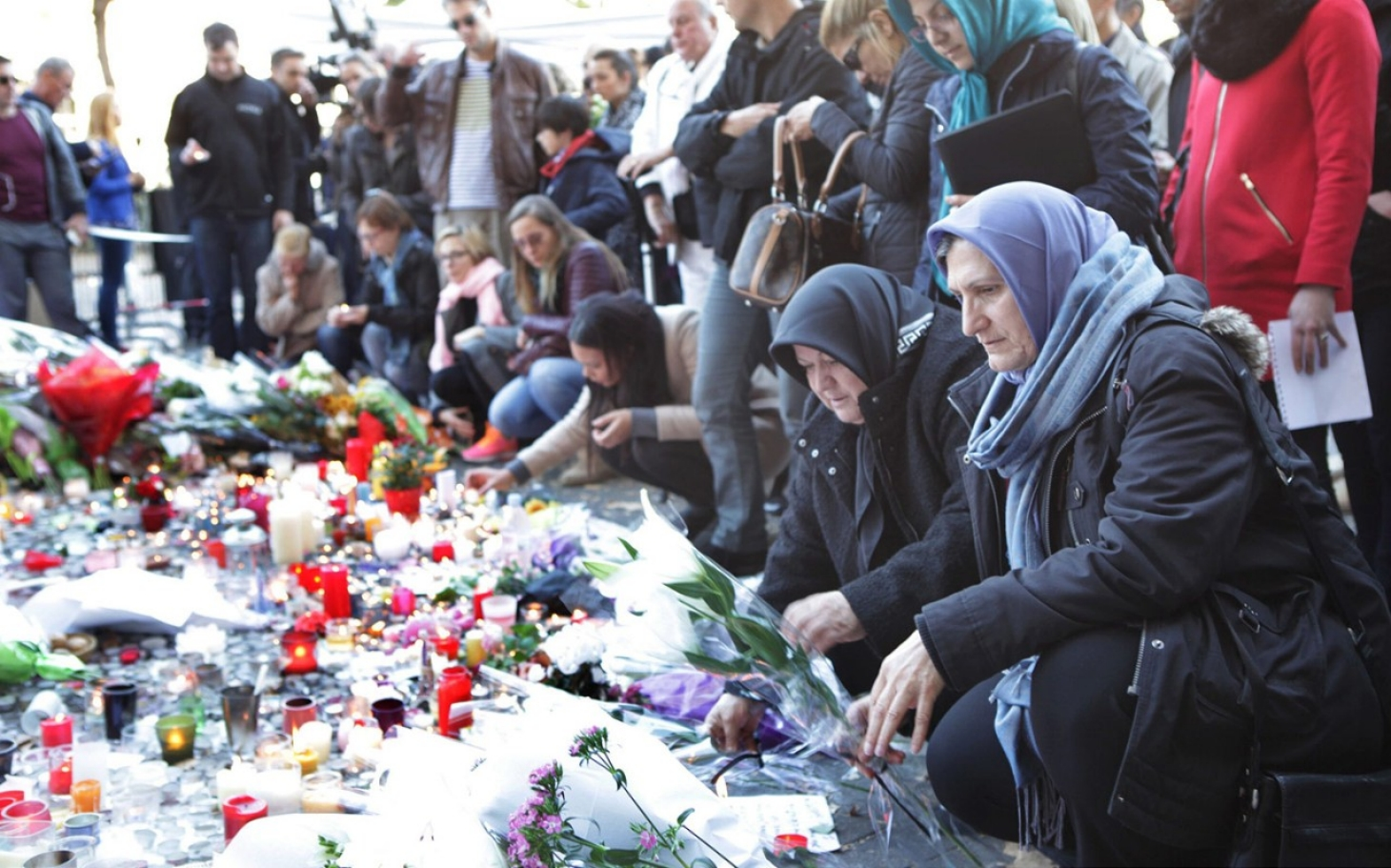 Thumbnail Image For Syrian Refugees In Paris Fear Backlash After Attacks