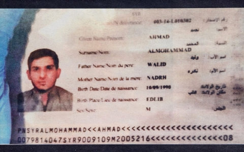Thumbnail image for Confusion mounts over Syrian passport found at Paris attack site