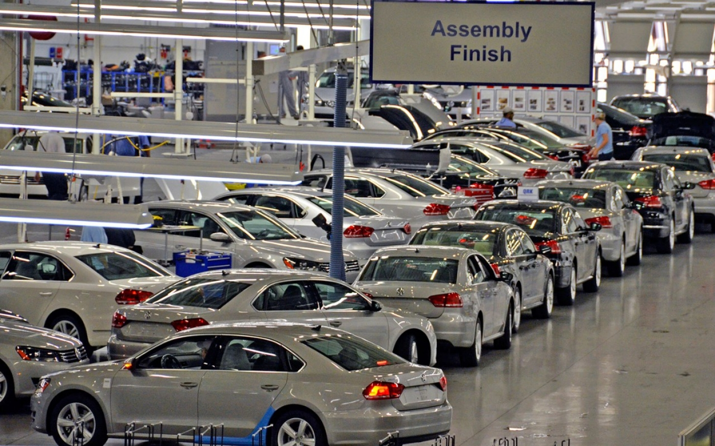 Vw New Car Factory Coverage