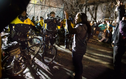 More protests in Minneapolis over police shooting of Jamar Clark