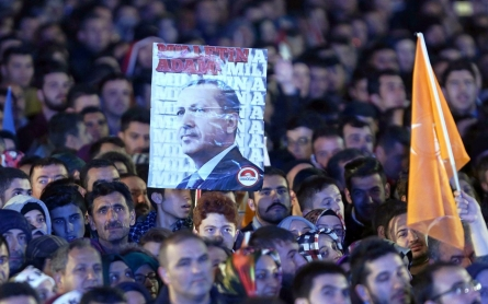 Voters in polarized Turkey choose stability over freedoms