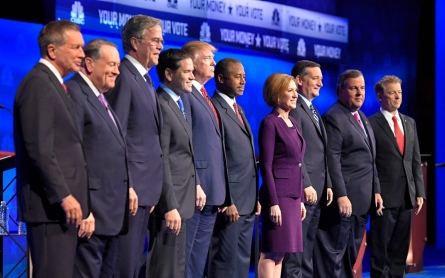 GOP field to push for debate changes