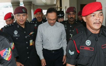 UN: Imprisonment of Malaysian opposition leader was political