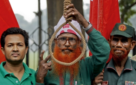 Two Bangladesh opposition leaders executed