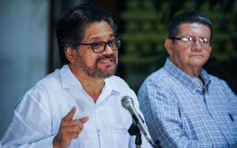 Thumbnail image for Colombia pardons 30 jailed FARC members