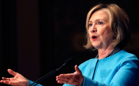 Clinton proposes tax break for caregivers