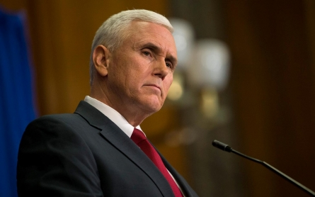Indiana governor faces lawsuit for blocking Syrian refugees