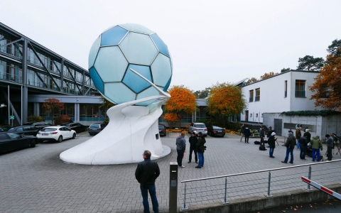 Thumbnail image for German soccer headquarters raided over World Cup payment